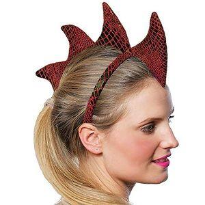 Women's dinosaur costume headband